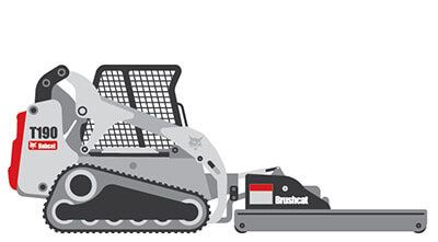 Brushcat Brush Cutter