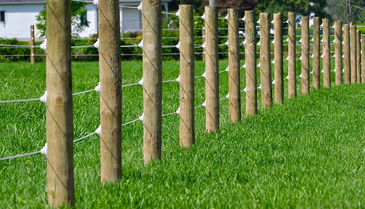 How to pound a fence post 6 tips to a fence installation for Fence installation tips