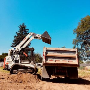 excavation services Surrey and Langley